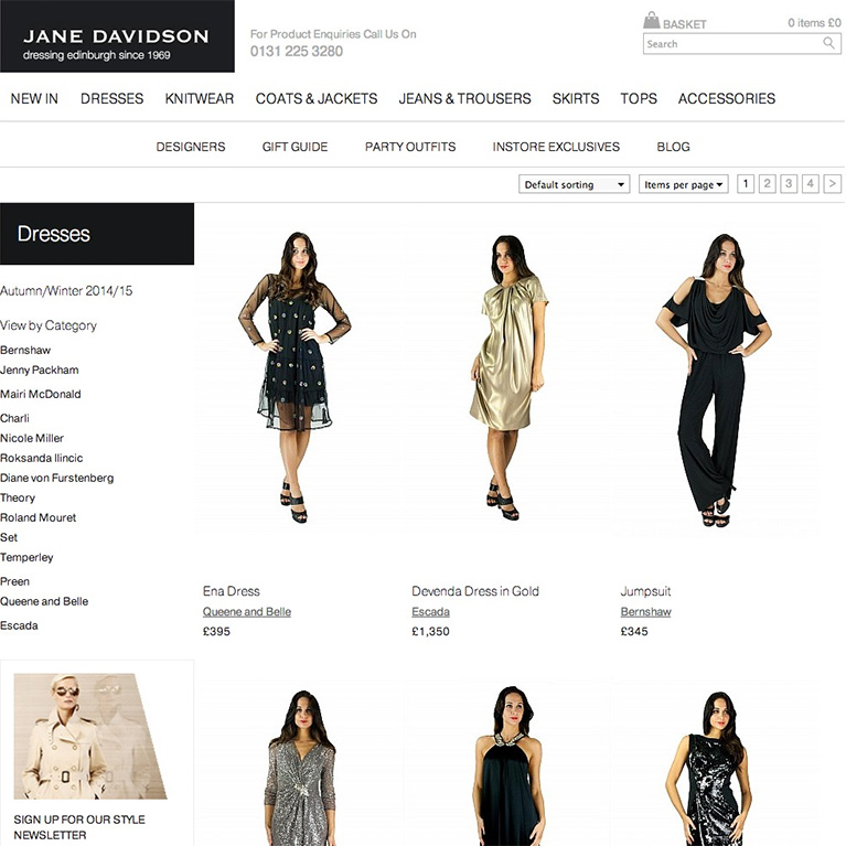 Jane Davidson - Category Page