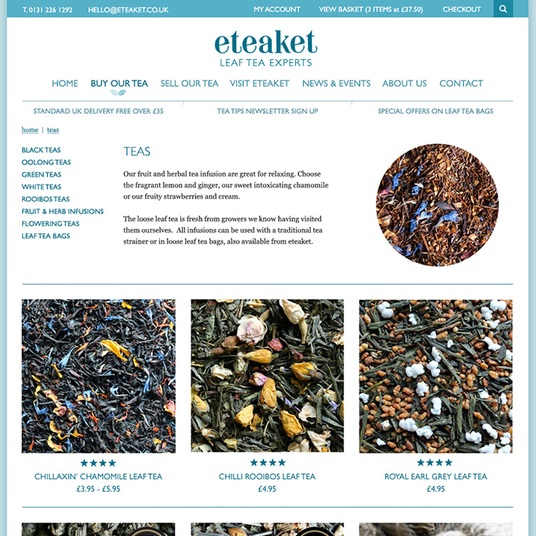 eteaket category page