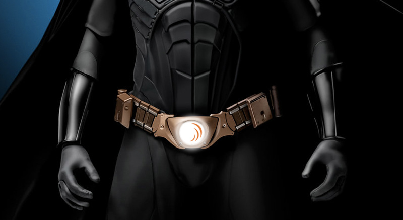On writing, fear and utility belts